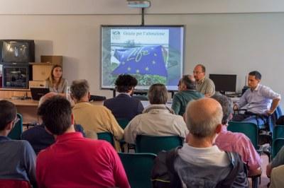 Seminario di ecologia costiera 2018